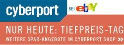 Elektronik-Schnäppchen im Cyberport-Abverkauf über Ebay – nur am 8. Dezember 2011