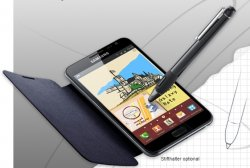 kostenloses Flip Cover für Ihr Samsung Galaxy Note direkt auf samsung.de