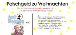 """kostenloses Hörspiel: """"Andi Meisfeld – Falschgeld zu Weihnachten"""""""