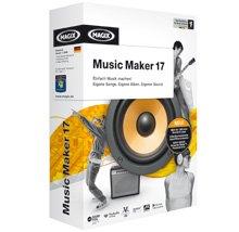 Magix Music Maker 17 kostenlos downloaden (statt 49€)  @ Chip