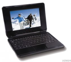 NUR 119 Euro – Coby 7 Zoll Design Android-Netbook mit WiFi, Android 2.2 bei eBay