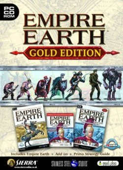 """PC-Spiel """"Empire Earth: Gold Edition"""" kostenlos über gog.com downloaden"""