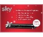 Sky 50% Rabatt bei Groupon: für 15€ alle Sky Programmpakete+ HD-Sender + Sky Go + Festplattenleihreceiver (384€ sparen)