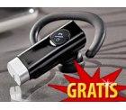 Universal-Bluetooth-Headset für 4,90€ bei pearl.de