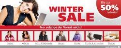 Winter-Sale auf Mode mit bis zu 50 Prozent Rabatt bei Bonprix.de