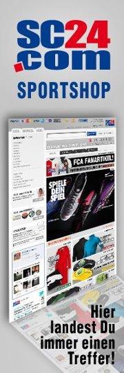 20 € Gutschein (ohne MBW) für den Online-Sportshop SC24.com via facebook