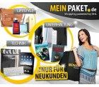 30€ meinpaket.de Gutschein für nur 14,99€ bei dailydeal.de