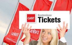 5 kostenlose Cebit-Tickets von Dell