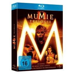 Die Mumie – Trilogy für 20,97 Euro @Amazon.de