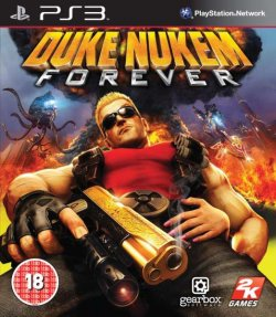Duke Nukem Forever für die PS3 für nur 8,45 Euro + Versand bei zavvi