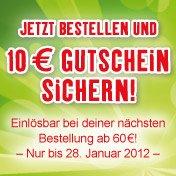 Fressnapf: Gutschein über 10 Euro ( MBW 60€) plus 5% Gutschein bei Newsletter-Anmeldung.