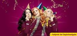 Germanwings: Der erste Knaller nach Silvester, 2 Mio Tickets ab 29,99 EUR