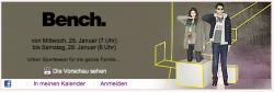 Großer Benchsale mit Artikeln für die ganze Familie bei vente-privee.de – nur mit Anmeldung!