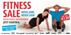 großer Fitness Sale bei MandMDirect.de – bis 85 % sparen