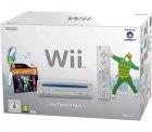 Auch nur heute bei Saturn: NINTENDO Wii Konsole inkl. Just Dance 2 weiß für 111 €