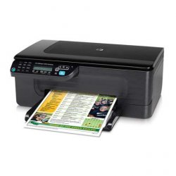 Hewlett-Packard HP Officejet 4500 Desktop (Fax Kopierer Drucker) für 45 € bei eBay
