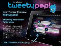 KOSTENLOS: iPhone/iPad App: TweetyPop – Twitter, Reimagined