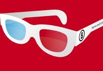 Kostenlose 3D-Brille von BOGNER