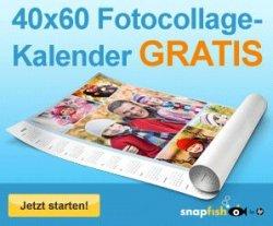 Kostenlose Fotocollage(40×60) + 50 Fotoabzüge für Neukunden