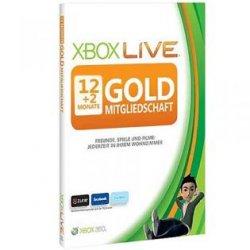 Microsoft XBOX 360 Live Gold bei redcoon für 34,99 Euro Versandkostenfrei
