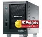 Netgear ReadyNAS Duo RND2000-100 NAS-System für nur 99,90 Euro beim Cyberport.de Cybersale