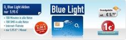 O2 Blue Light Aktion: nur 5,95 € pro Monat (handybude)