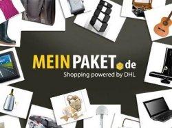 @meinpaket.de: 5,- Euro Gutschein kassieren, einfach registrieren & einkaufen