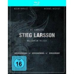 Stieg Larsson – Millennium Trilogie für 16,99 € inkl. Versand bei Amazon