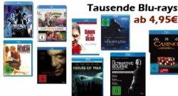 Tausende Blu-rays ab 4,95€ bei Amazon Spanien z.B. Shutter Island für 7,66€