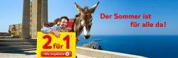 Tuifly – 2 fliegen und nur 1 zahlt – für 19 Badeziele z.B. Mallorca, Gran Canaria, Antalya nur bis 08.02.2012