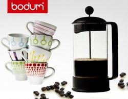 Verkaufsaktion von Bodum – Produkten bei eBay mit satten Rabatten…