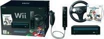Wii Mario Kart Pack Schwarz bei Digitalo 129,99€ Versandkostenfrei