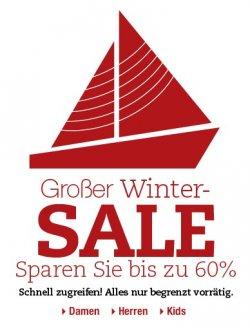 Winter-Sale bei Lands´ End mit Rabatten von bis zu 60 Prozent auf Mode und 10-Euro-Gutschein