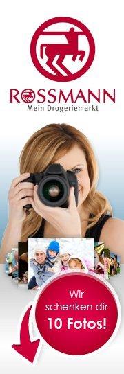10 kostenlose Fotos bei rossmann über facebook