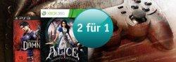 2 für 1 – 2 Spiele kaufen und nur 1 bezahlen @buch.de