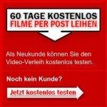 2 Monate kostenlos Blu-rays oder DVD´s per Post leihen beim Videoverleih des Mediamarktes
