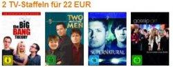 Amazon 2 TV-Serien für 22 Euro versandkostenfrei