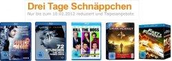 Amazon: Drei Tage Schnäppchen + zusätzl. Tagesdeals (nur bis 10.02.2012 reduziert)