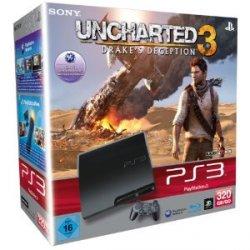 Amazon: PS 3 320GB inkl. Uncharted 3 nur 265 € + 20€ Rabatt auf ein weiteres Spiel!
