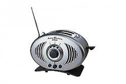 Ariete Radio Toaster 118 in silber oder anthrazit nur 9,99 + 4,95 Versand bei Obi