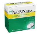Aspirin plus C Brausetabletten 40 St für 7,50€ statt 14,99€ AVP