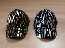 Baseballcap Kappe Mütze in GOLD oder SILBER NEU bei eBay