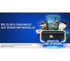 Bis zu 80 Euro Cash-Back beim Kauf eines Epson WiFi-Druckers (Multifunktionsgeräte)