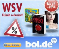 Filme, Games, Bücher im Winterschlussverkauf bei bol.de bis 70% reduziert – z.B. die Bourne Trilogie für € 11,95