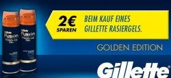 Gillette Rasier Gel für nur 0,49€ evtl. sogar nur 0,25€  bei Rossmann mit Coupon