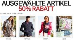 H&M 50% Rabatt auf ausgewählte Artikel plus großer Sale Bereich
