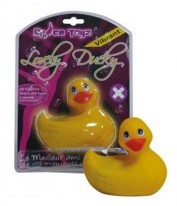 Gadget: Massage Badeente Lovely Ducky für 7,90 € inkl. Versandkosten bei eBay