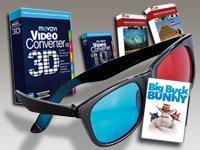 Neuer Gratisartikel bei pearl.de: Movavi 2D zu 3D Video-Konverter-Suite inkl. 3D-Brille (statt 59,90)