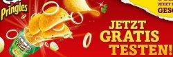 Pringels gratis testen – Geld zurück beim Kauf der Pringels Aktionsdosen