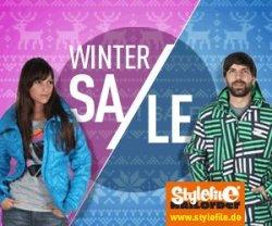Sale by Stylefile.de – bis zu 70 % Rabatt – Schuhe und Klamotten z.B. von Adidas,Carhartt,Nike,Bench,Nike…uvm.